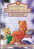 The Secret World of Benjamin Bear - Many Mysteries DVD Movie