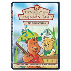 The Secret World of Benjamin Bear - Big Adventures