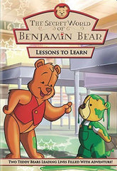 The Secret World of Benjamin Bear - Lessons to Learn