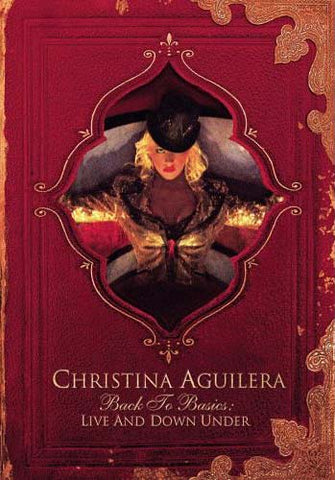 Christina Aguilera - Back to Basics - Live And Down Under DVD Movie