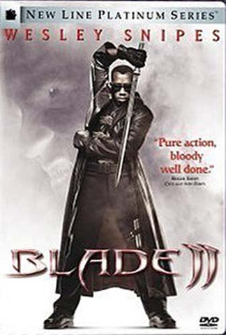 Blade II (New Line Platinum Series) DVD Movie