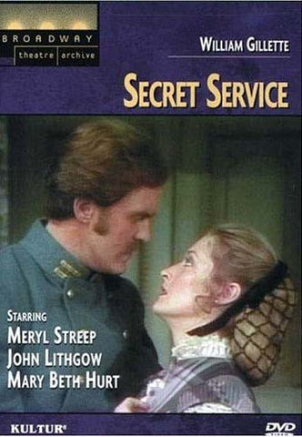 Secret Service (Broadway Theatre Archive) DVD Movie