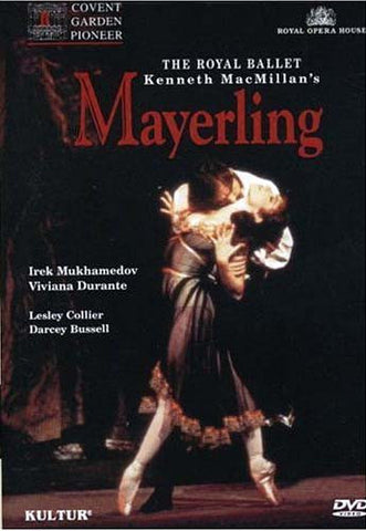 Mayerling - Kenneth's MacMillan DVD Movie