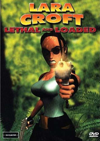 Lara Croft - Lethal and Loaded DVD Movie