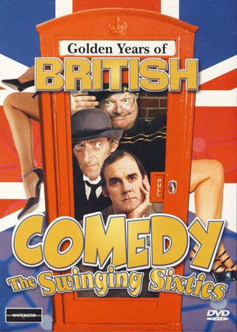 Golden Years Of British Comedy - The Swinging Sixties DVD Movie