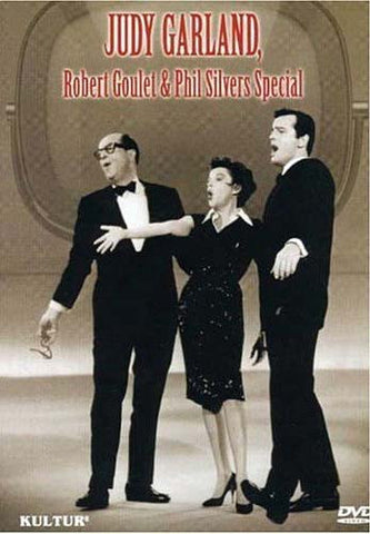 Judy Garland, Robert Goulet & Phil Silvers Special DVD Movie