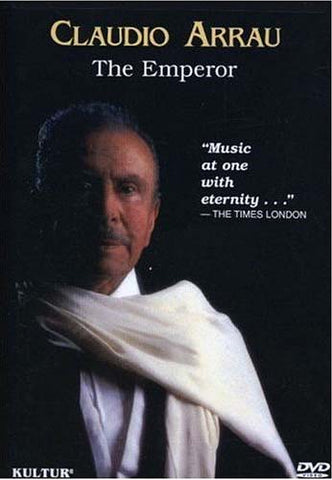 Claudio Arrau - The Emperor DVD Movie