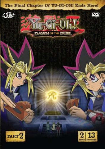 Yu-Gi-Oh! - Dawn of the Duel - Season 5, Part.2 DVD Movie