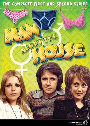 Man About the House - Complete Series 1 and 2 DVD Movie