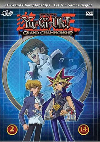 Yu-Gi-Oh! Grand Championship DVD Movie