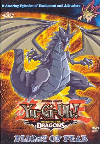 Yu-Gi-Oh! - Waking The Dragons - Flight of Fear Season 4 Vol.3 DVD Movie