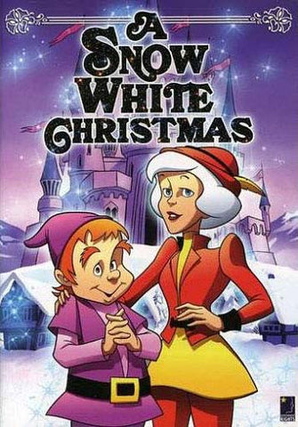 A Snow White Christmas DVD Movie