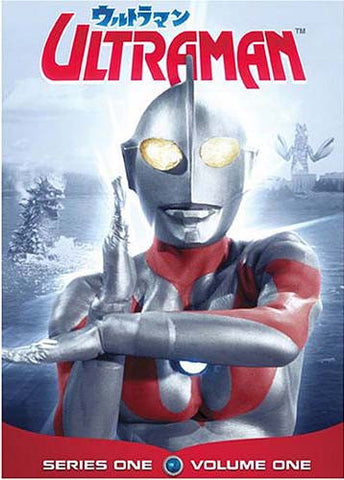 Ultraman: Series One (1), Vol. One (1) (Boxset) DVD Movie