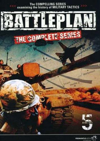 Battleplan: The Complete Series (Boxset) DVD Movie