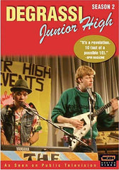 Degrassi Junior High - Season 2 (Boxset)
