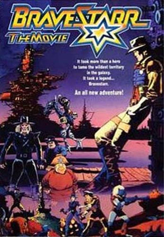 Bravestarr - The Movie DVD Movie