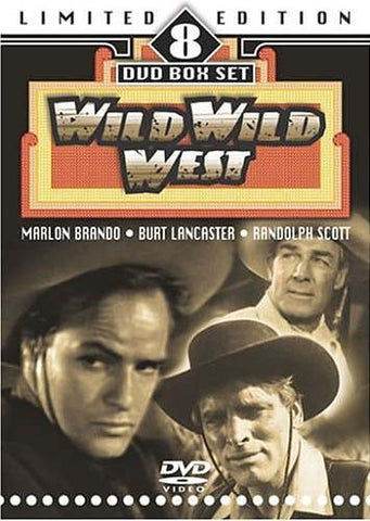 Wild Wild West 8 Movie Pack (Boxset) DVD Movie