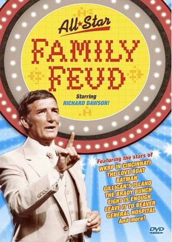 All-Star Family Feud (Boxset) DVD Movie