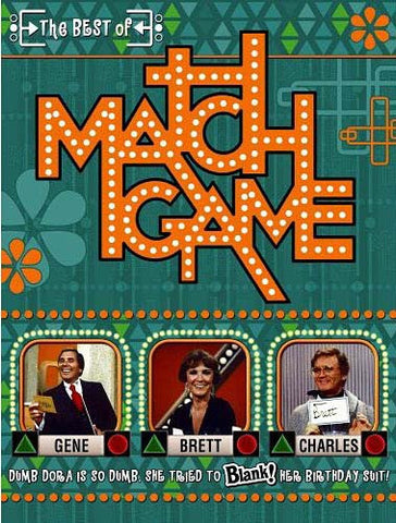 The Best of Match Game (Boxset) DVD Movie