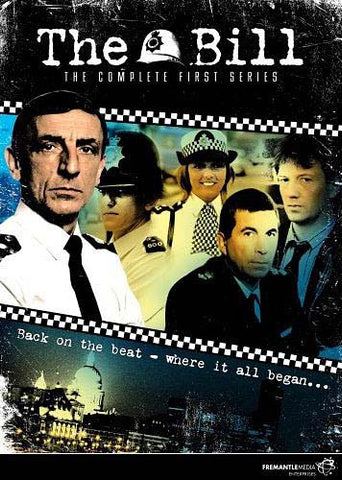 The Bill - The Complete First Series (Boxset) DVD Movie