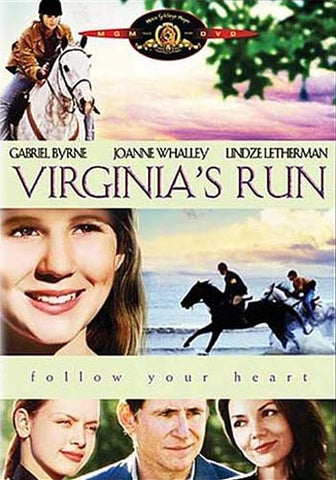 Virginia's Run (MGM) DVD Movie