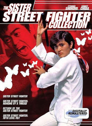 The Sister Street Fighter Collection (Boxset) DVD Movie