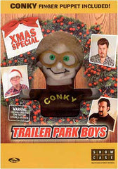 Trailer Park Boys - (Christmas) Xmas Special W/Conky Finger Puppet - Collector s Edition (Boxset)