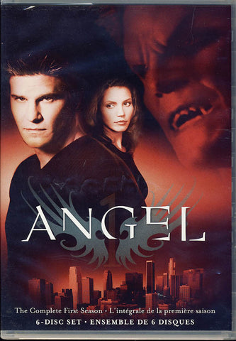Angel - Season One (Boxset) DVD Movie