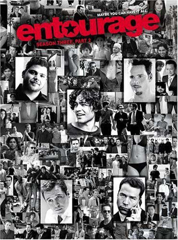 Entourage - Season Three 3 - Part 2 (Boxset) DVD Movie