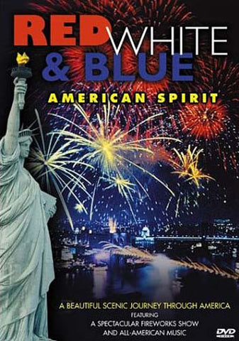 Red White and Blue American Spirit DVD Movie