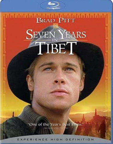 Seven Years In Tibet (Blu-ray) BLU-RAY Movie