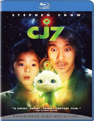 CJ7 (Blu-ray) BLU-RAY Movie
