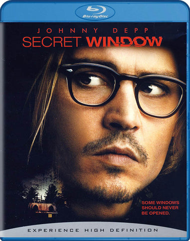Secret Window (Blu-ray) BLU-RAY Movie