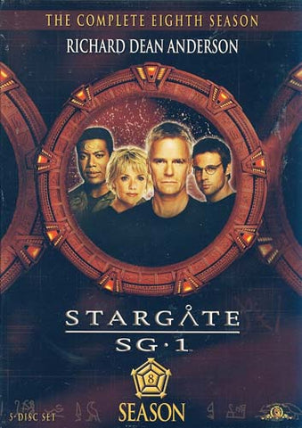 Stargate SG-1 - The Complete Eighth Season (8) (Boxset) DVD Movie