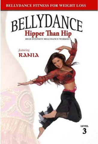 Belly Dance Hipper Than Hip - With Rania DVD Movie
