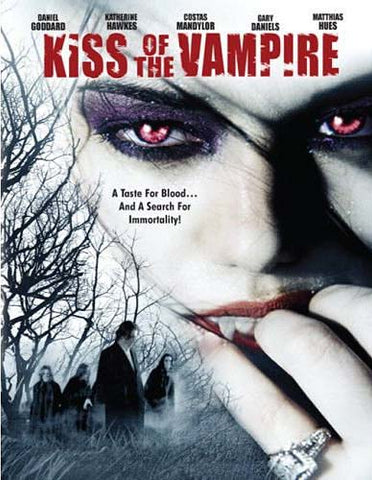 Kiss of the Vampire DVD Movie
