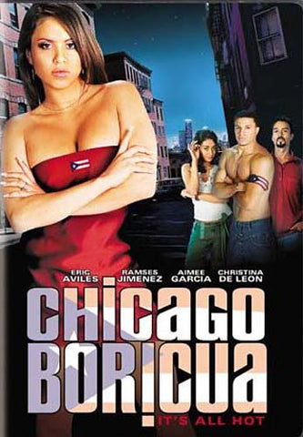 Chicago Boricua DVD Movie