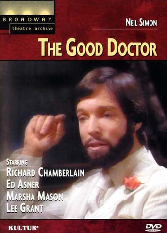 The Good Doctor (Broadway Theatre Archive) DVD Movie