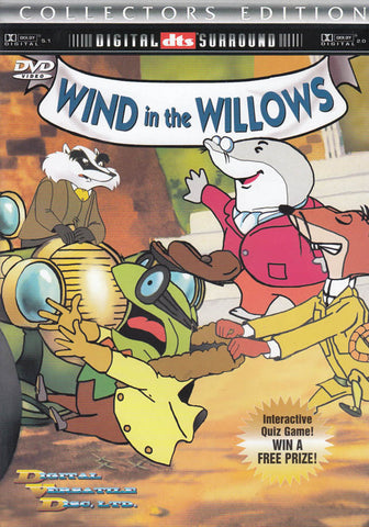 Wind in the Willows - Collectors Edition DVD Movie