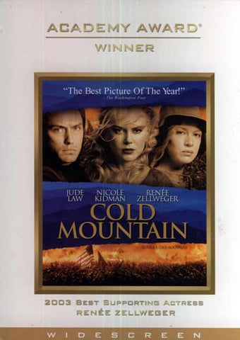 Cold Mountain (Two-Disc Collector s Edition) (Bilingual) DVD Movie