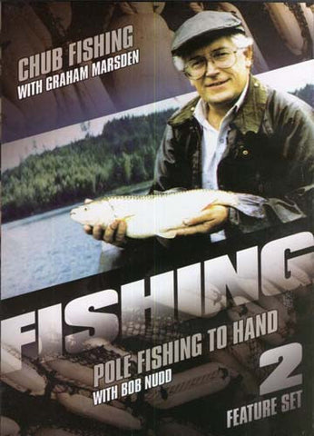 Fishing - Chub Fishing - Pole Fishing to Hand - Feature Set 2 DVD Movie