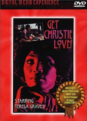 Get Christie Love (Digital Media Experience) (RED COVER) DVD Movie
