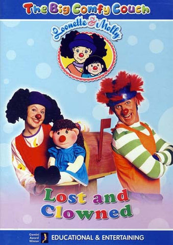 The Big Comfy Couch - Lost and Clowned DVD Movie