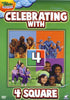 Celebrate With 4 Square (CA Version) DVD Movie
