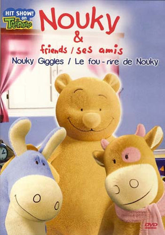 Nouky Giggles - Nouky And Friends DVD Movie