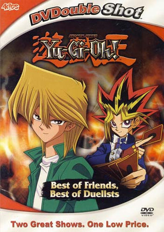 Yu-Gi-Oh! - Best of Friends - Best of Duelists (DVD Double Shot) - Part 1 - 2 DVD Movie