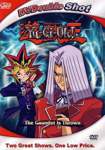 Yu-Gi-Oh! - The Gauntlet Is Thrown DVD Movie