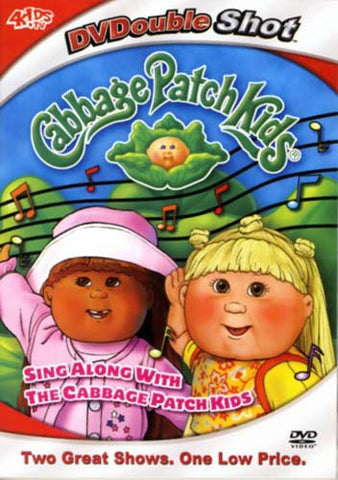 Cabbage Patch Kids - Sing Along with the Cabbage Kids DVD Movie