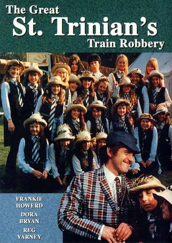 The Great St. Trinian's Train Robbery DVD Movie