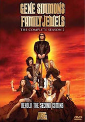 Gene Simmons Family Jewels - Complete Season Two (Boxset)
